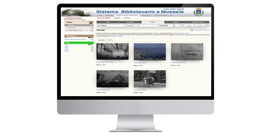 Digital Library - Video